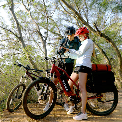 Yadea is ready to provide a refined riding experience for outdoor enthusiasts with its electric bicycle this summer